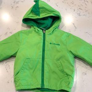 Columbia jacket, 12-18 months